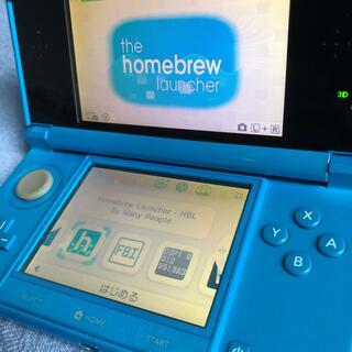 ニンテンドー3DS(ニンテンドー3DS)の3DS CFW HBL導入済み(家庭用ゲーム機本体)
