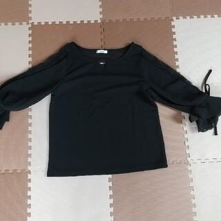 INGNI 長袖カットソー(黒色)