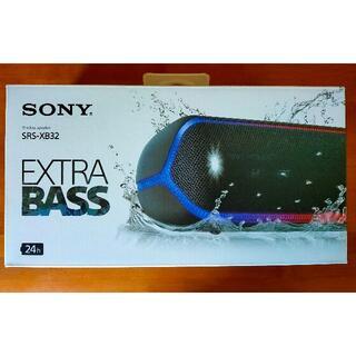 SONY - SONY SRS-XB32 EXTRA BASS Bluetoothスピーカー