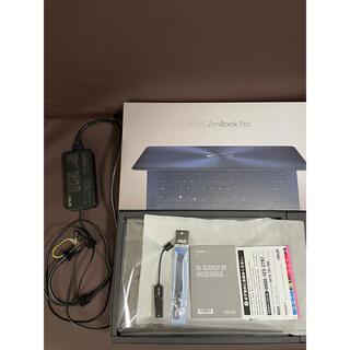 ASUS - ASUS ZenBook Pro UX550VD 16gb