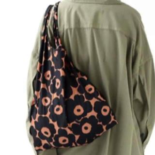 マリメッコ(marimekko)の【新品未使用】マリメッコ エコバッグ トートバッグ スマートバッグ(エコバッグ)