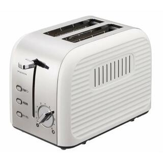 ドウシシャ(ドウシシャ)のドウシシャ ポップアップトースター PTU851-WH(調理機器)