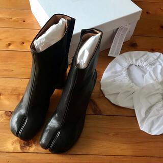 Maison Martin Margiela - 新品未使用 マルジェラ 足袋ブーツ black 38.5