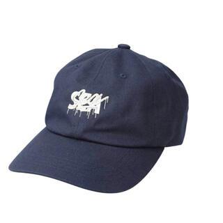 シー(SEA)の新品 未使用 ウィンダンシー ネイビー コラボキャップ 帽子 (キャップ)