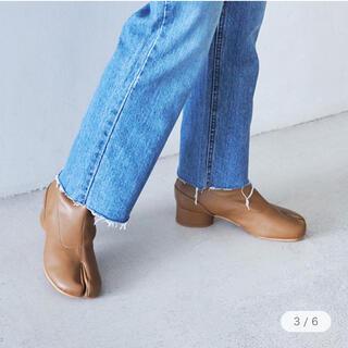 トゥデイフル(TODAYFUL)の足袋ブーツ 韓国 (ブーツ)