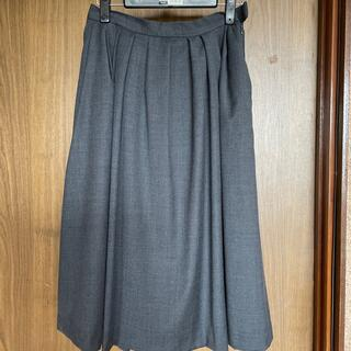 ムジルシリョウヒン(MUJI (無印良品))の無印良品グレースカート(ひざ丈スカート)