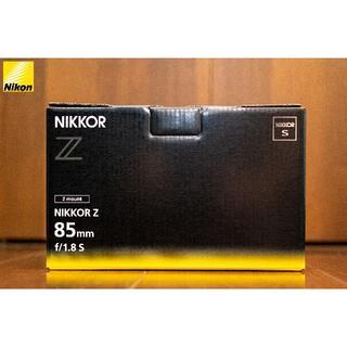 Nikon - Nikon NIKKOR Z 85mm f/1.8 S