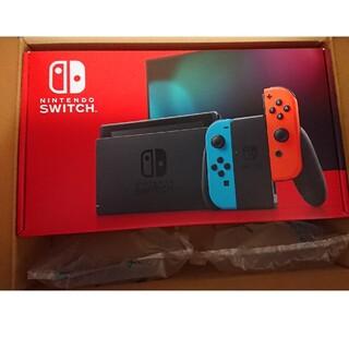 任天堂 - ニンテンドー Switch 任天堂 スイッチ 本体 新型 ネオン