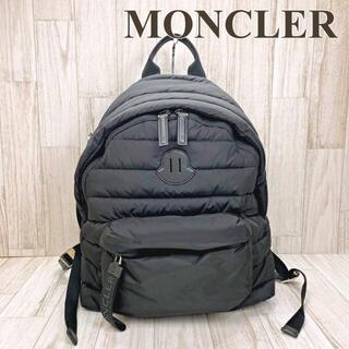 MONCLER - モンクレール リュック バックパック ペルモ ナイロン ブラック