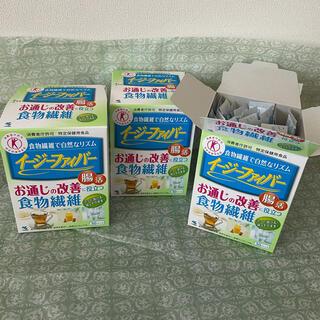 コバヤシセイヤク(小林製薬)の【やす様専用】イージーファイバー 未開封30P×2箱+25P(ダイエット食品)