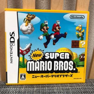 ニンテンドーDS(ニンテンドーDS)の中古品 New スーパーマリオブラザーズ DS(その他)