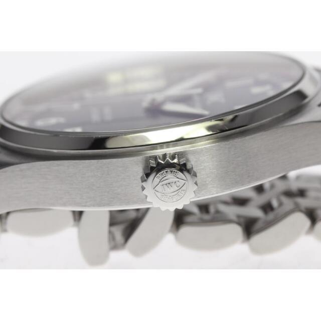 IWC(インターナショナルウォッチカンパニー)の☆美品 IWC パイロットウォッチ マークXVIII メンズ 【中古】 メンズの時計(腕時計(アナログ))の商品写真