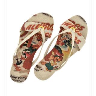 ディズニー(Disney)のディズニー完売 ドナルドサンダル(サンダル)