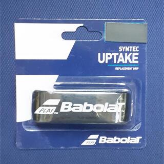 バボラ(Babolat)のバボラ シンテック アップテイク ブラック Syntec Uptake(その他)