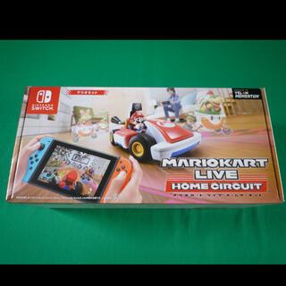 ニンテンドースイッチ(Nintendo Switch)のマリオカート ライブ ホームサーキット 任天堂 Switch(家庭用ゲームソフト)