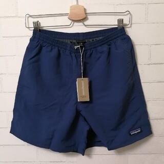patagonia - 【新品】patagonia M's Baggies Shorts XS ネイビー