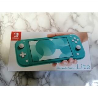 任天堂 - Nintendo Switch ライト 本体 ターコイズ