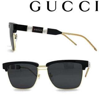 Gucci - GUCCI 最新ブローサングラス 新品未使用品