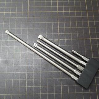パナソニック(Panasonic)のPanasonic ミニドライバー ミニック miniQu用 ビットセット(工具/メンテナンス)