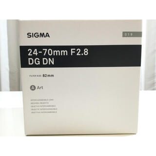 SIGMA - SIGMA 24-70mm F2.8 DG DN 【Lマウント】