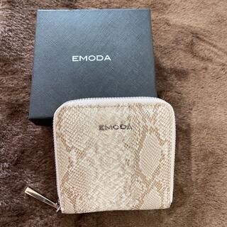エモダ(EMODA)のEMODA 折りたたみ財布(財布)