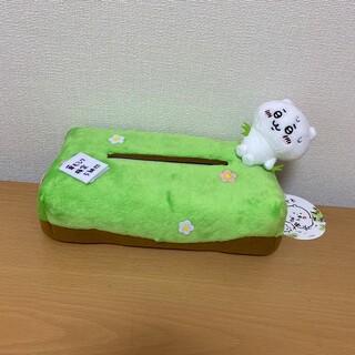 ちいかわ ジオラマティッシュケース(キャラクターグッズ)