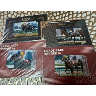 競馬 カード(その他)