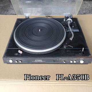 Pioneer - Pioneer レコードプレーヤー PL-A350B
