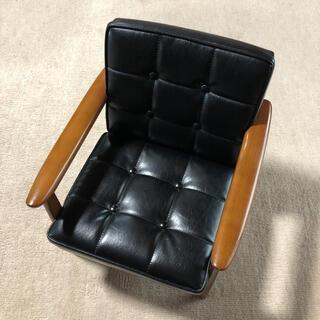 カリモクカグ(カリモク家具)のカリモク60  Kチェアミニ(一人掛けソファ)