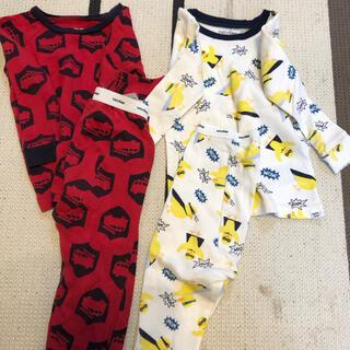 ベビーギャップ(babyGAP)のパジャマ2組セット(パジャマ)