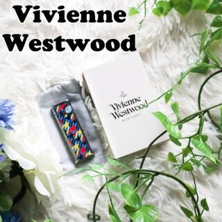 Vivienne Westwood - ヴィヴィアンウエストウッド ライター マルチカラー総柄 オーブ
