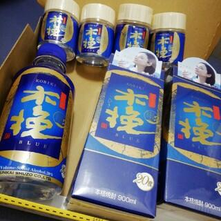 雲海酒造 木挽BLUE   まとめて7本(焼酎)