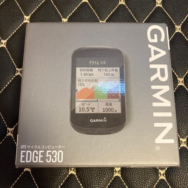 GARMIN(ガーミン)のガーミン 530 正規品 美品  スポーツ/アウトドアの自転車(パーツ)の商品写真