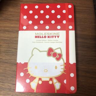 ハローキティ(ハローキティ)のモレスキン ノート Hello Kitty ハード 無地 (ノート/メモ帳/ふせん)