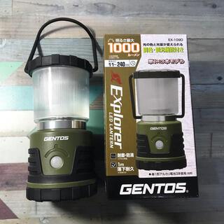GENTOS(ジェントス) LED ランタン /エクスプローラー EX-109D