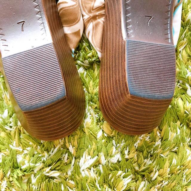 ISLAND SLIPPER(アイランドスリッパ)のアイランドスリッパ レディース サイズ7 レディースの靴/シューズ(サンダル)の商品写真