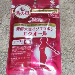 小林製薬 - 小林製薬の栄養補助食品 発酵大豆イソフラボン エクオール 30粒