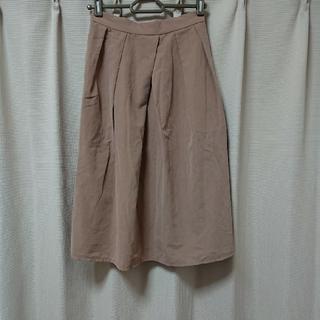 ヴィス(ViS)のビス ギャザースカート S(ひざ丈スカート)