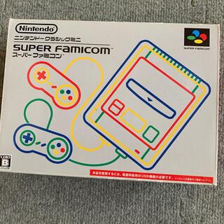 任天堂 - Nintendo ニンテンドークラシック ミニ スーパーファミコン