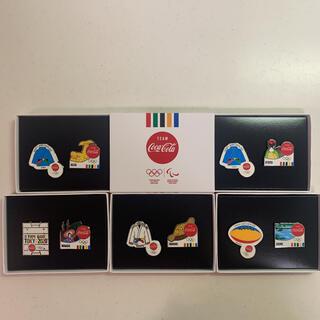 コカ・コーラ - 東京オリンピック コカコーラ ピンバッジ10個