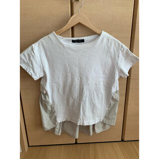 ナノユニバース(nano・universe)のTシャツ(Tシャツ(半袖/袖なし))