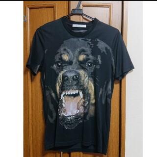 ジバンシィ(GIVENCHY)の確実正規品 16AW GIVENCHY ロットワイラー Tシャツ(Tシャツ/カットソー(半袖/袖なし))