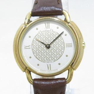 クリスチャンディオール(Christian Dior)のディオール 腕時計 - 58.121 レディース(腕時計)