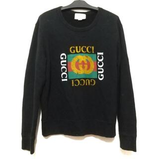 グッチ(Gucci)のグッチ トレーナー サイズM メンズ - 長袖(スウェット)