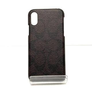 コーチ(COACH)のCOACH(コーチ) 携帯電話ケース美品  F27296(モバイルケース/カバー)