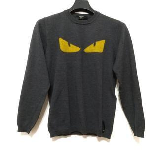 フェンディ(FENDI)のフェンディ 長袖セーター サイズ44 S美品 (ニット/セーター)