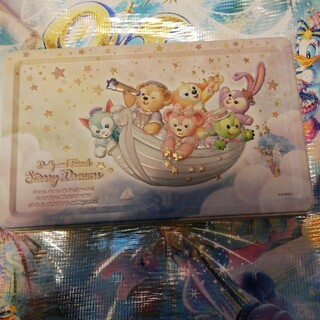 ダッフィー(ダッフィー)のディズニーシー スイートドリーム アソーテッドクッキー 新品未開封(菓子/デザート)