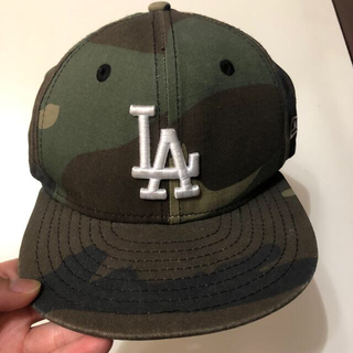 ニューエラー(NEW ERA)のカモフラージュ(帽子)