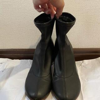 エムエムシックス(MM6)のmm6 ストレッチブーツ(ブーツ)