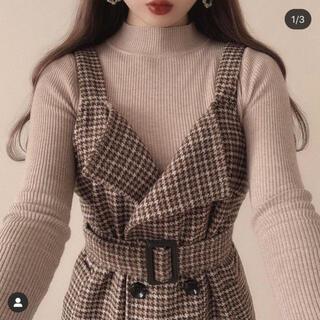 snidel - 新品*french girl set-up